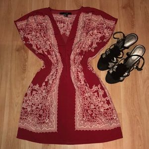 Forever 21 Chinese style mini dress